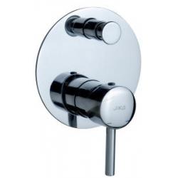 Jika Mio 320716 falba építhető kád-zuhany csaptelep