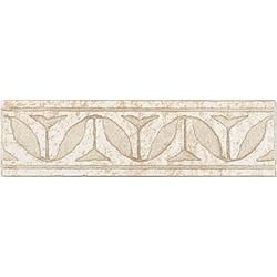 Zalakerámia Travertino NINIVE SZ-106 dekorcsík 25 x 7 cm
