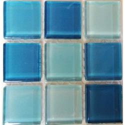 Bali 25x25x4 mm üvegmozaik
