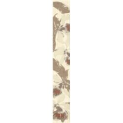 Kwadro Milek Beige dekorcsík 4,8 x 33,3 cm
