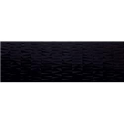 Azulev Vanity Bricks Black fekete falicsempe 30 x 90 cm
