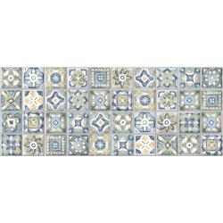 Zalakerámia Carneval ZBD 53057 dekorcsempe 20x50 cm